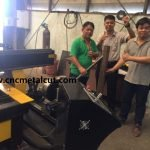 Thailand cnc plasma cutting machine.